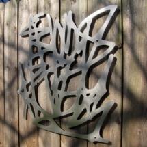 картины и панно из металла фото (30)