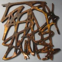 картины и панно из металла фото (4)